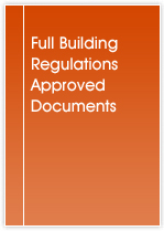 Full Building Regulations Approved Documents