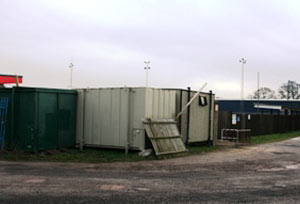 Safety at Sports Ground Act 1975