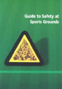 Guide to safety at sports grounds (green guide) 6th edition ppt.